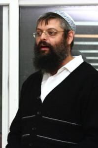 הרב בועז הוטרר, צילום: להב אררט