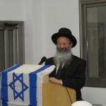 מרן ראש הישיבה הרב אליעזר מלמד נושא דברים יסודיים על דרכה של הישיבה