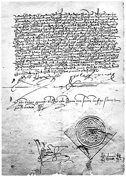 צו הגירוש משנת 1492