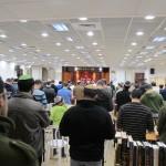 תפילת עברית לאחר הטקס